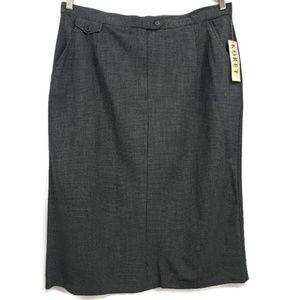 Koret Plus Size Full Length Skirt NWT 20W
